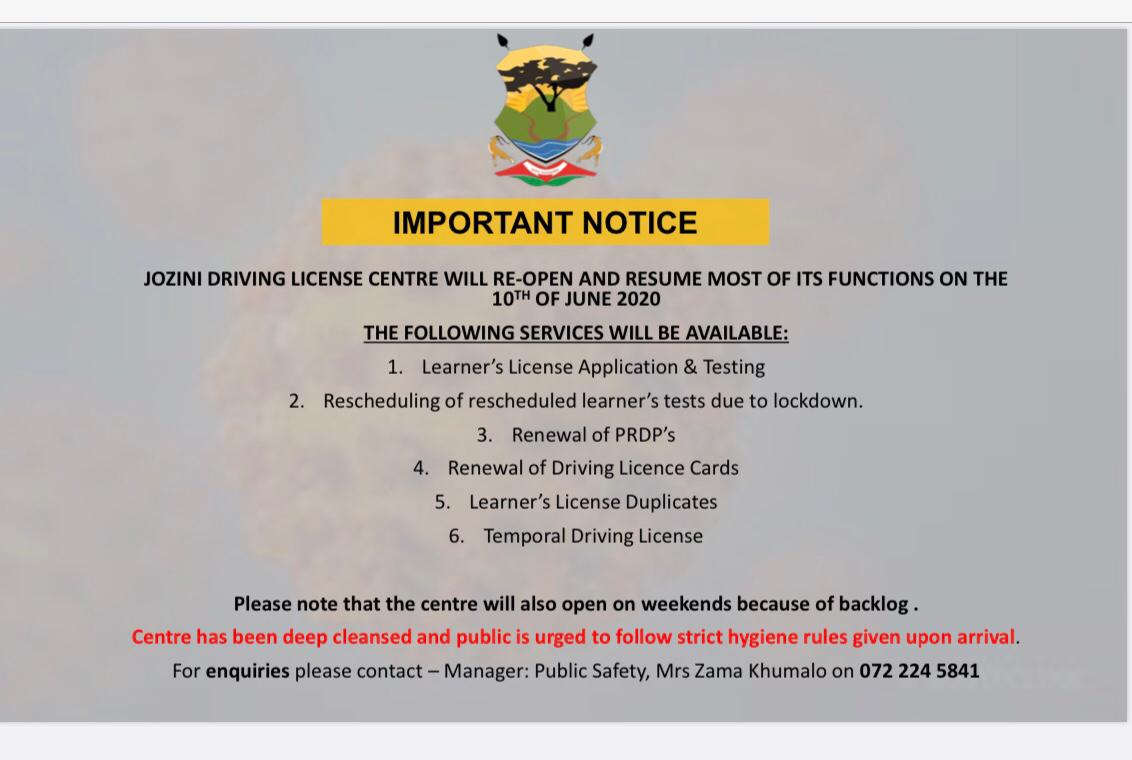 Jozini-Driving-license-centre